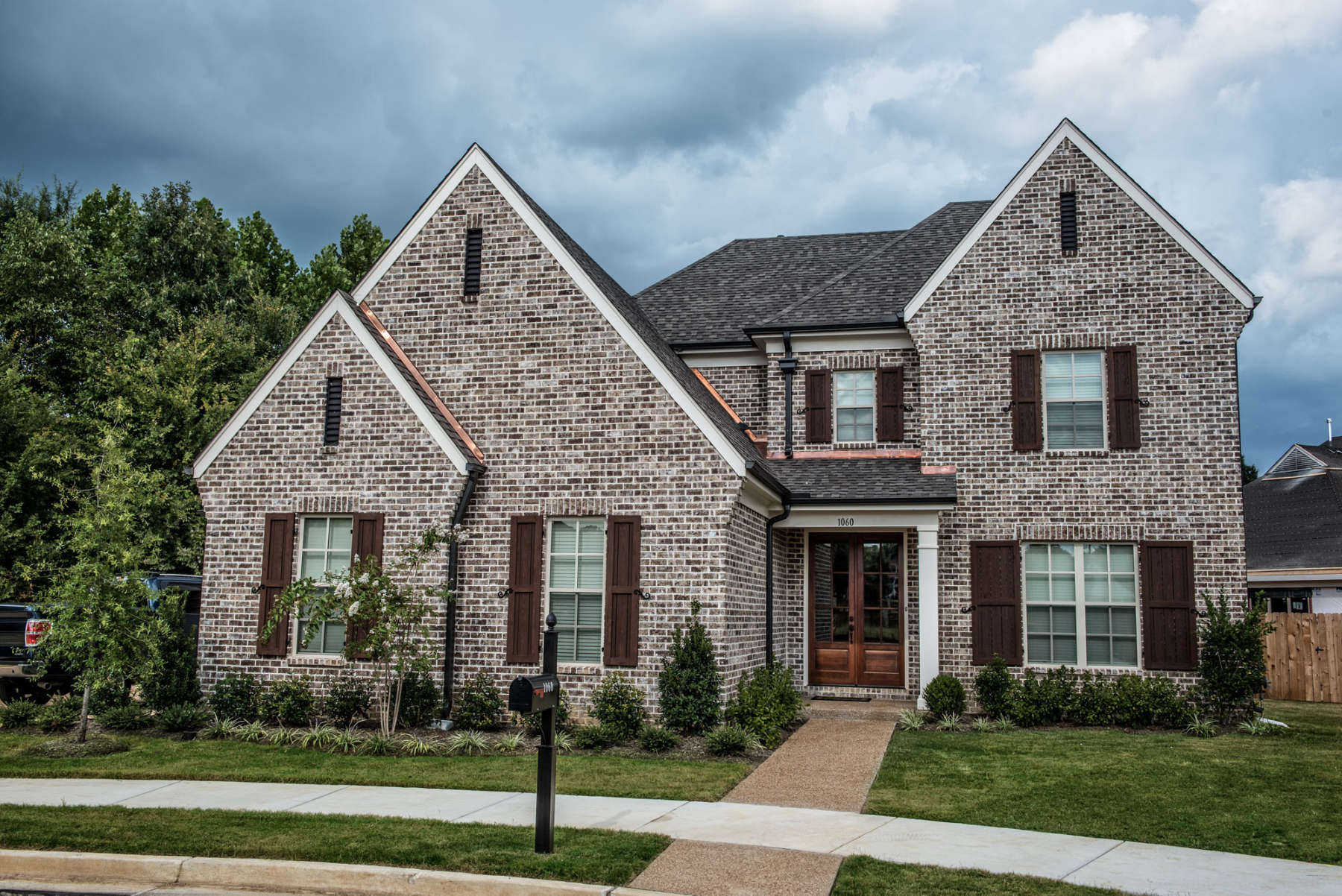 Custom Homes Collierville Tennessee