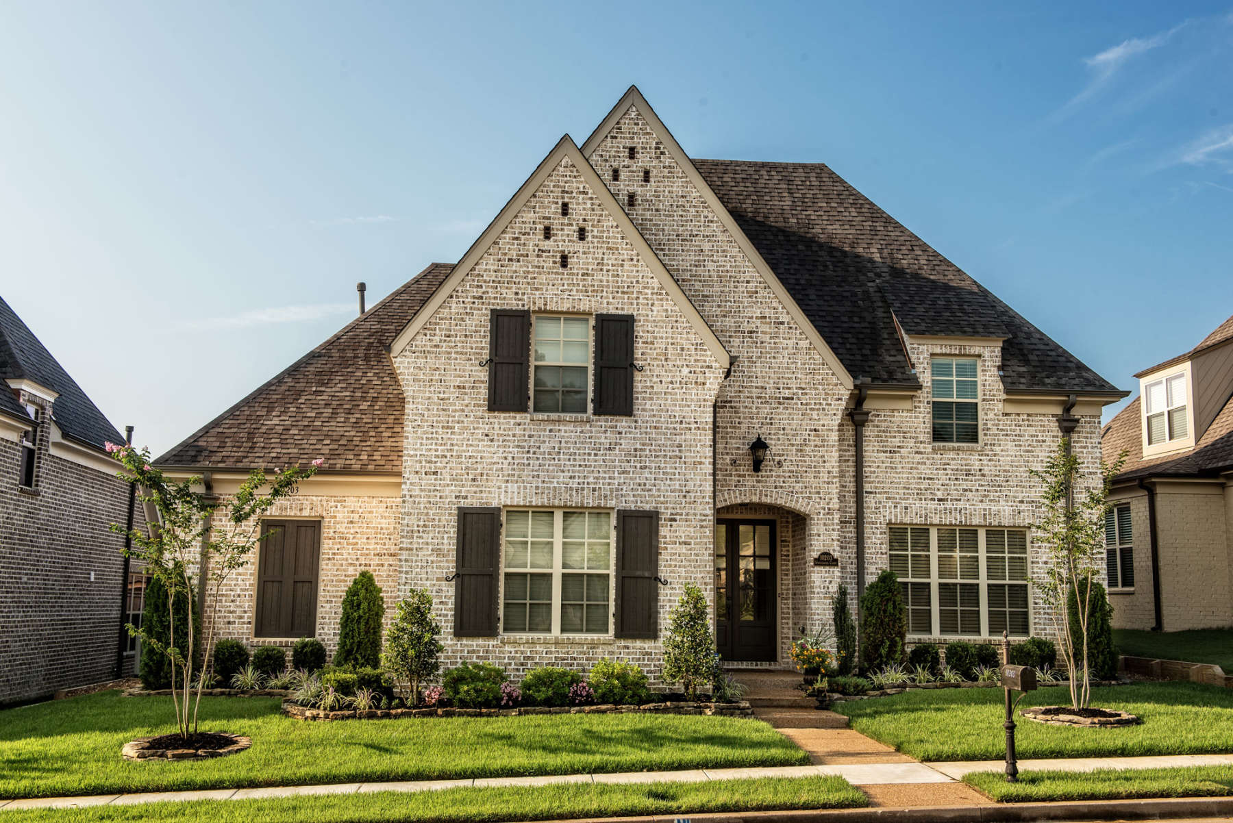 Elevation 28 sklar group new homes collierville tennessee for Tennessee home builders