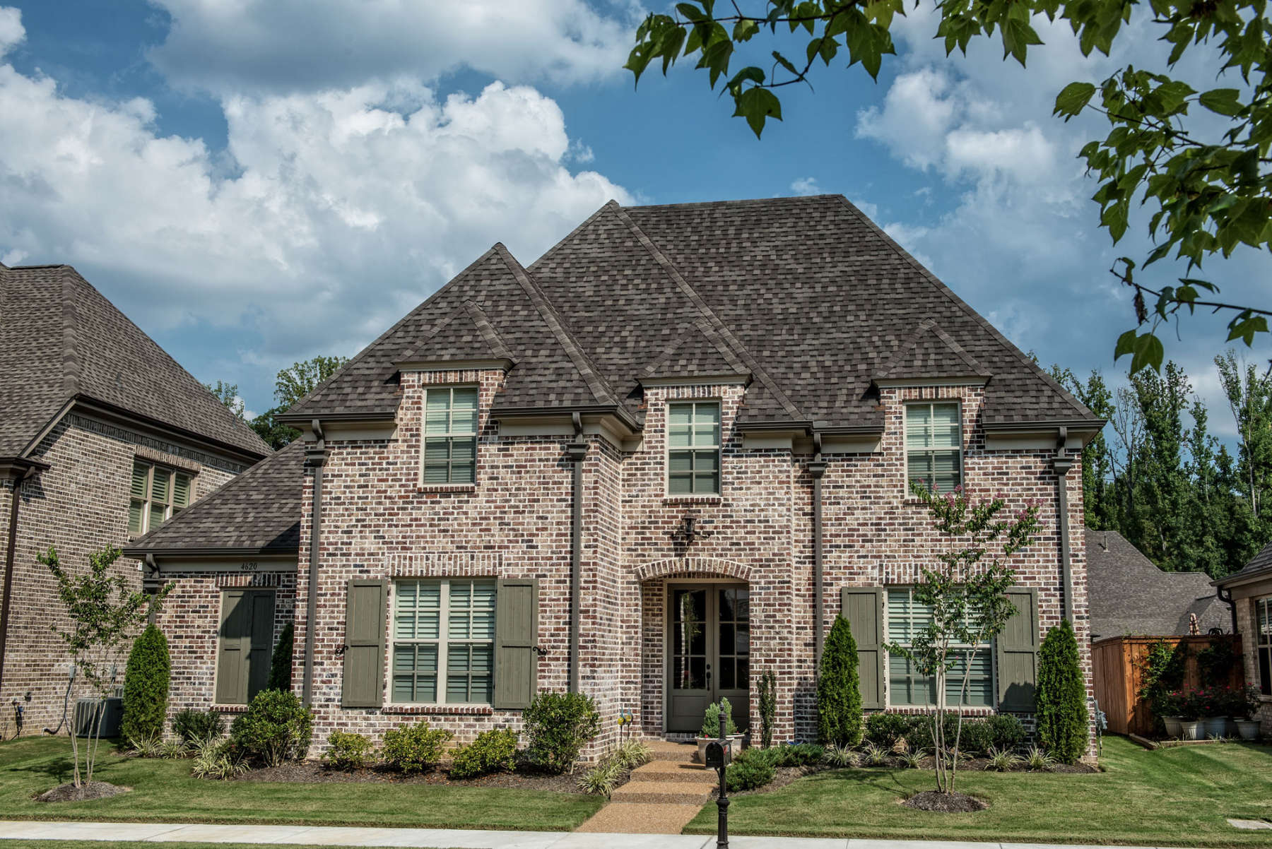 Elevation 30 sklar group new homes collierville tennessee for Tennessee home builders
